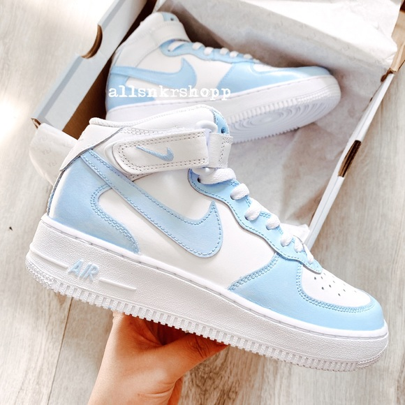 Nike Shoes | Air Force 1 Mid Custom